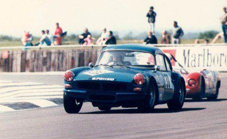 1963 Reliant Sabre Six GT