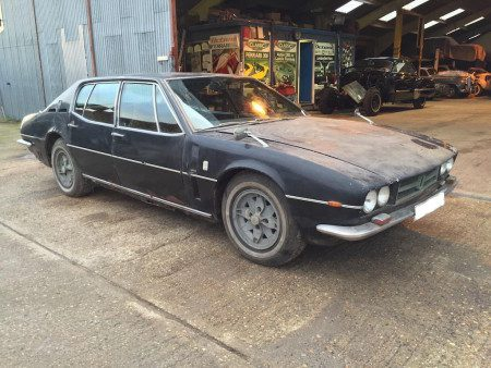 Take to the Road Feature 1973 Iso Fidia