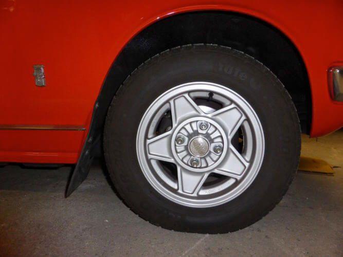 1975 Isuzu 117 Coupe