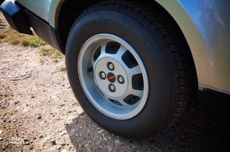 1981 Triumph TR7 Convertible wheels