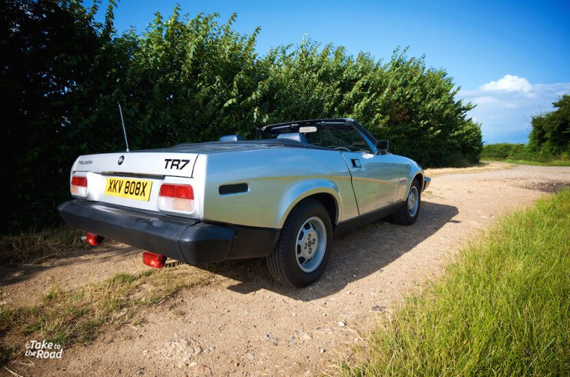 1981 Triumph TR7 Convertible
