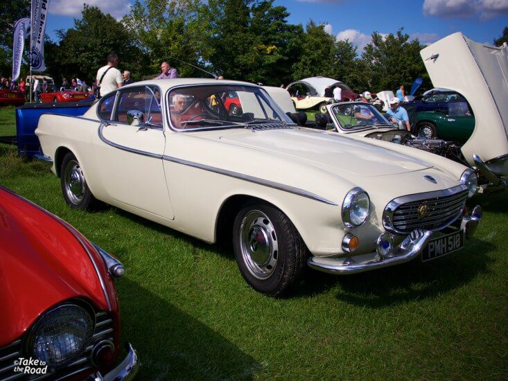 St Christophers Classic Car Show 2015