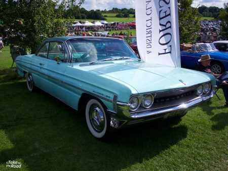 Highlights from St Christopher's Classic Car Show 2015