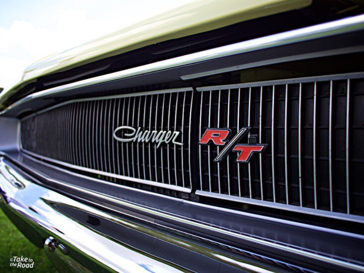 Dodge Charger St Christophers Classic Car Show 2015
