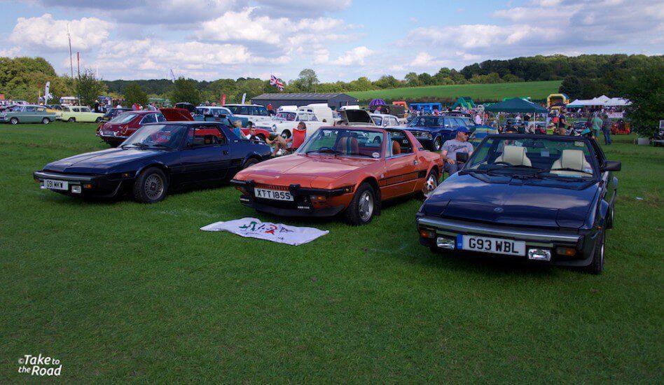 Bertone x1/9 and Fiat x1/9