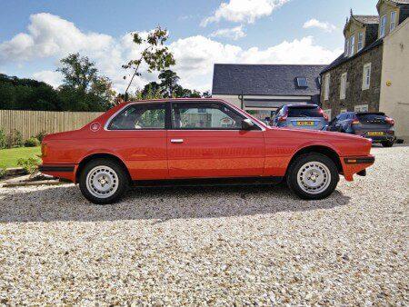 1982 Maserati Biturbo