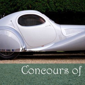 Concours of Elegance 2014 Highlights