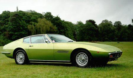1970 Maserati Ghibli SS