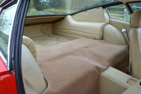1970 Maserati Ghibli SS boot