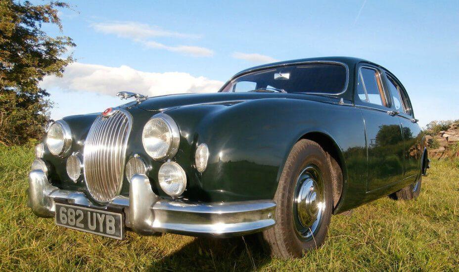 1957 Jaguar Mk1