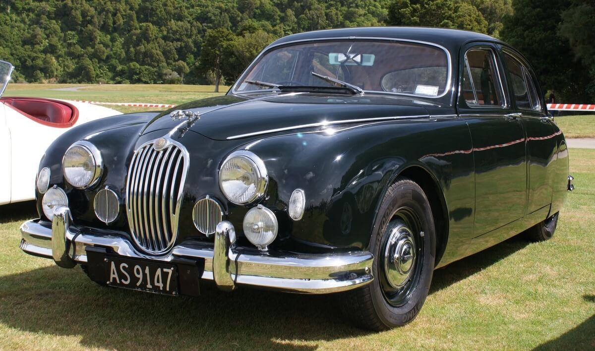 Ebay Find Lovely Patina Jaguar Mk1 3 4 Automatic