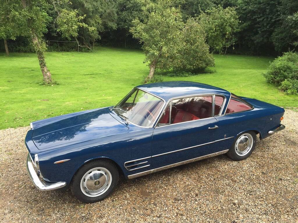 Take To The Road Collector Series 1969 Fiat 2300s Coupe