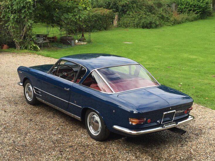 1969 Fiat 2300S