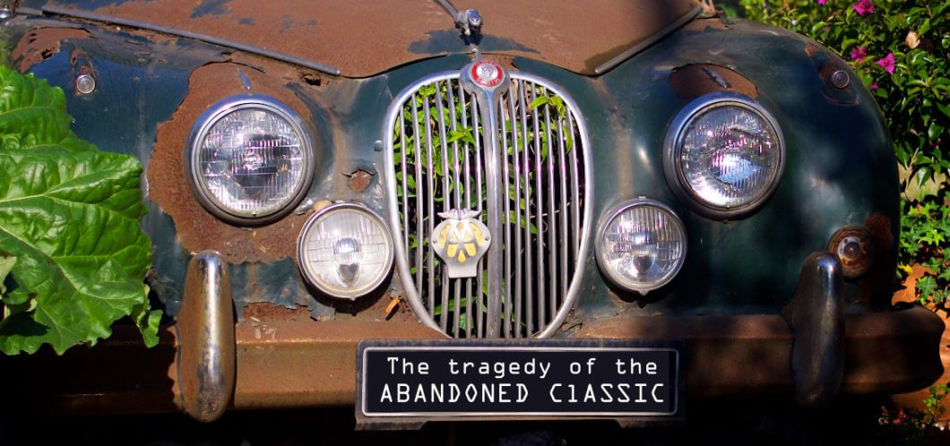 Take to the Road The Tragedy of the Abandoned Classic