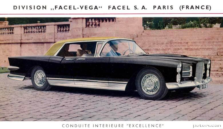 1957 Facel Vega Excellence