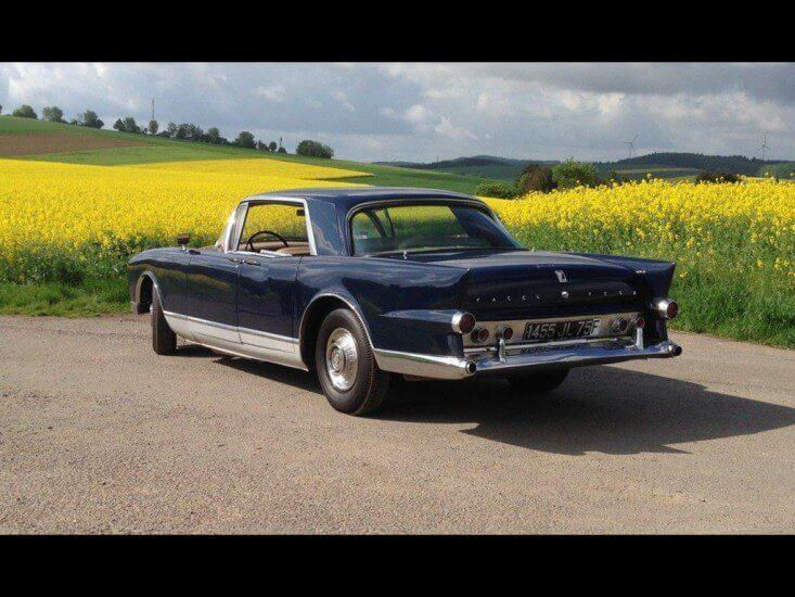 1958 Facel Vega Excellence EX 1