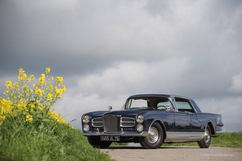 1958 Facel Vega Excellence EX 1