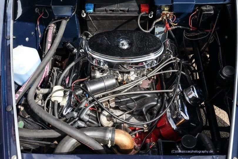 1958 Facel Vega Excellence EX 1 Chrysler V8 engine