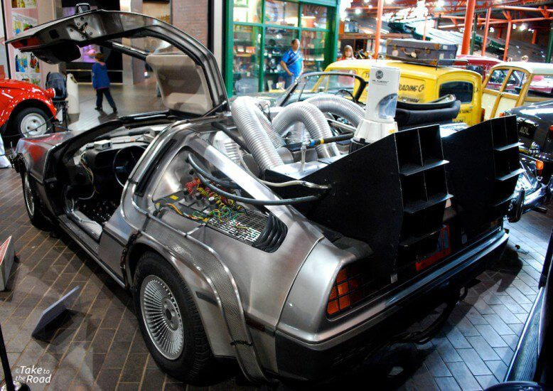 Happy Back to the Future Day! Happy DeLorean Day!