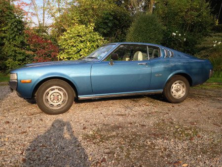 Take to the Road Feature 1976 Toyota Celica 2000 GT liftback
