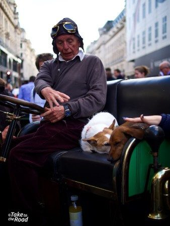 Take to the Road Regents Street Motor Show 2014