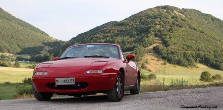 Take to the Road Mazda Mx-5 feature