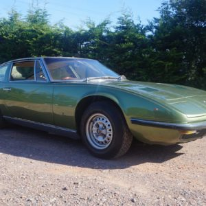 Take to the Road Maserati Indy Feature