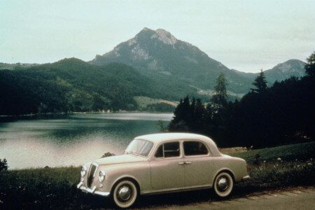 Lancia Appia Take to the Road Feature