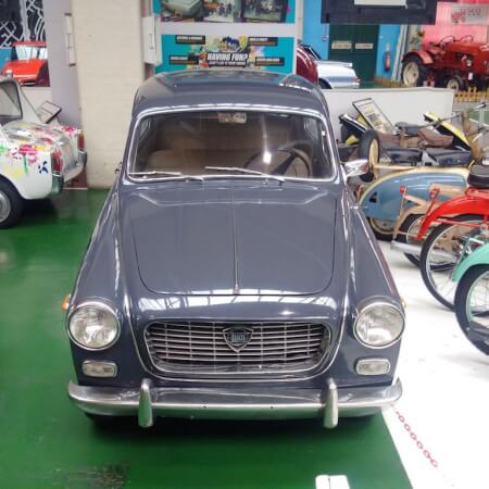 1959 Lancia Appia Take to the Road Feature
