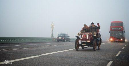 London to Brighton Veteran Car Run 2015