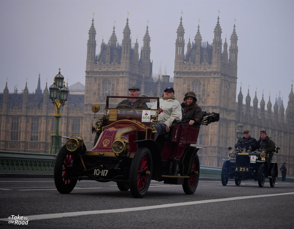 Highlights From The 119th London To Brighton Veteran Car