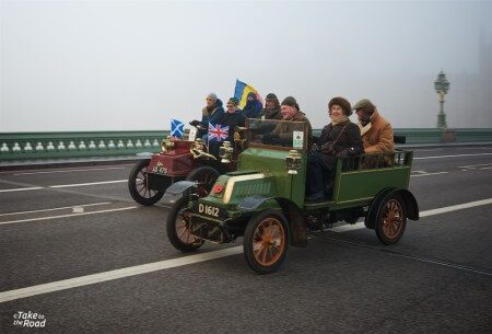London to Brighton Veteran Car Run 2015