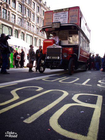Take to the Road Highlights from the 2015 Regent Street Motor Show in London