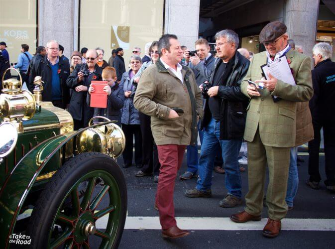Take to the Road Regent Street Motor Show Highlights 2015