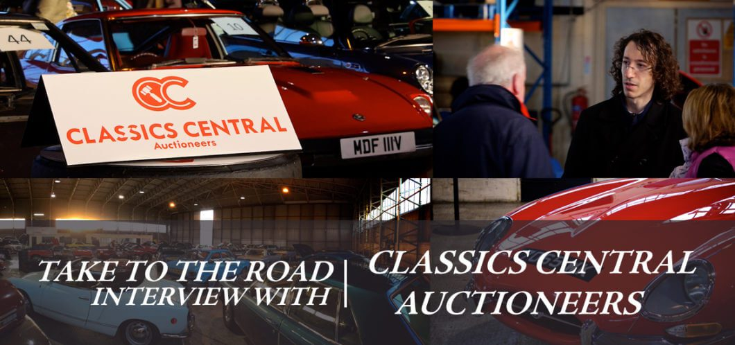 Take to the Road Classics Central Feature