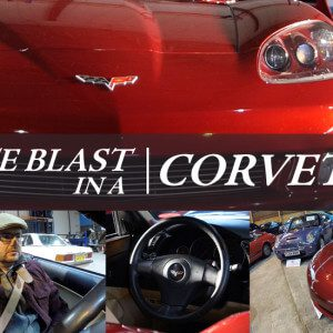 Take to the Road Feature Corvette C6
