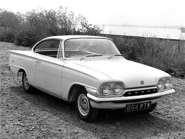 Take to the Road Feature Ford Consul Capri
