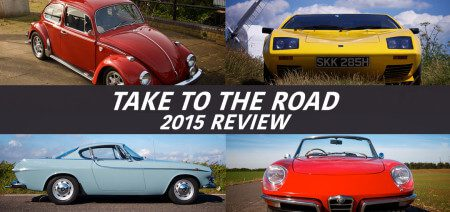 Take to the Road 2015 Review