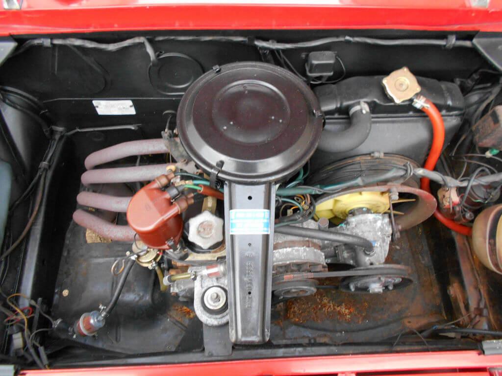 Ebay Find  Fun For The Summer  U2013 1972 Fiat 850 Spider