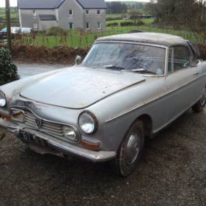 Take to the Road Peugeot 404 Cabriolet Feature