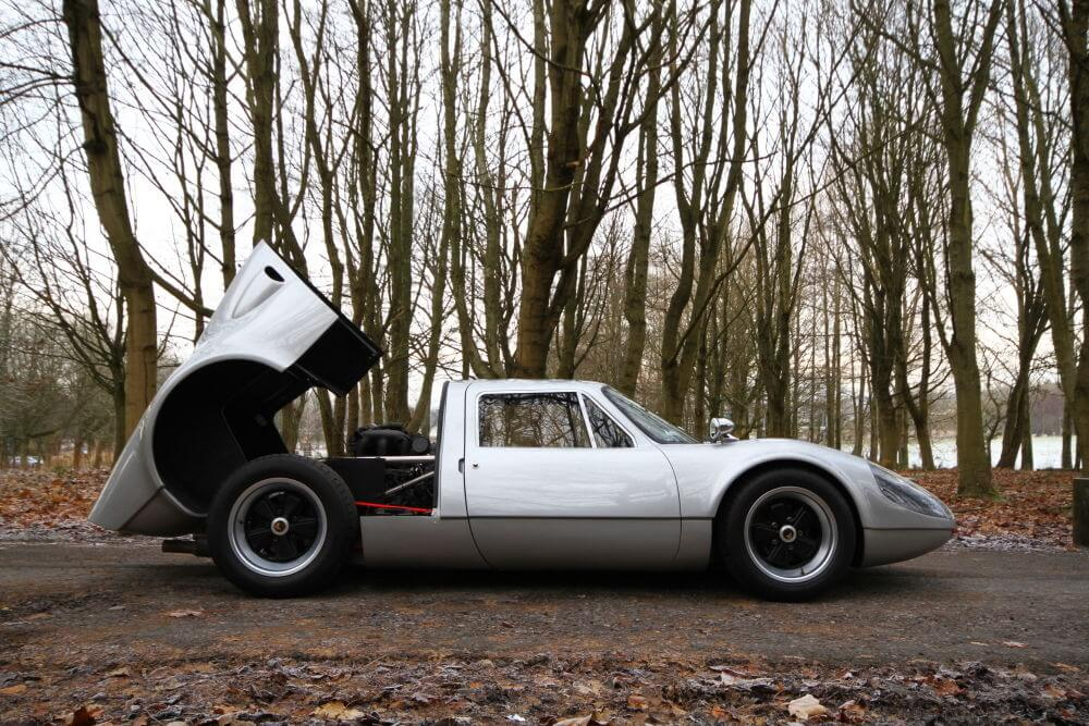 Take to the Road Porsche 904 GTS Evocation Feature