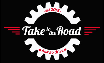 Take to the Road Logo