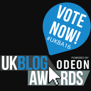 2016 UK Blog Awards