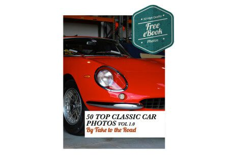 50 Top Classic Car Photos eBook