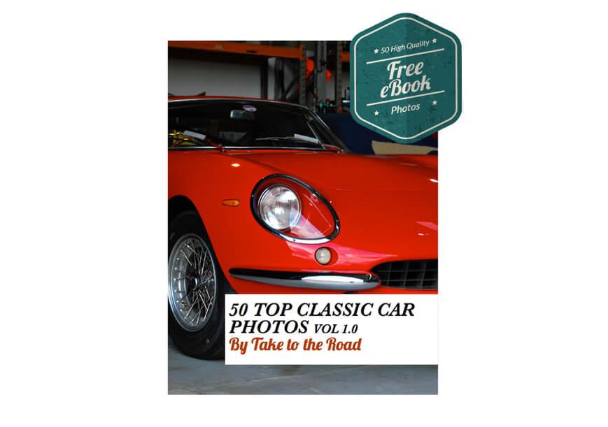 50 Top Classic Car Photos eBook