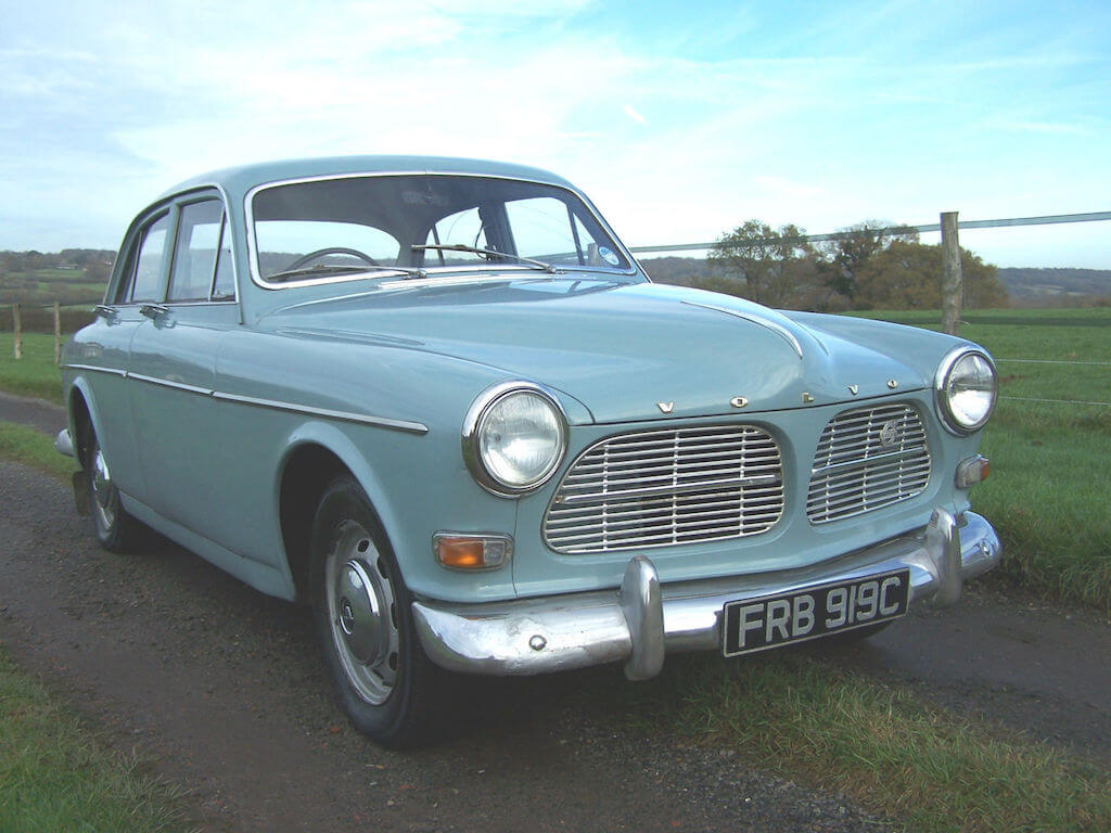 Classifieds Find: Low Owner 1965 Volvo Amazon 121