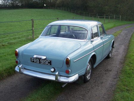 Take to the Road Feature Volvo Amazon 121