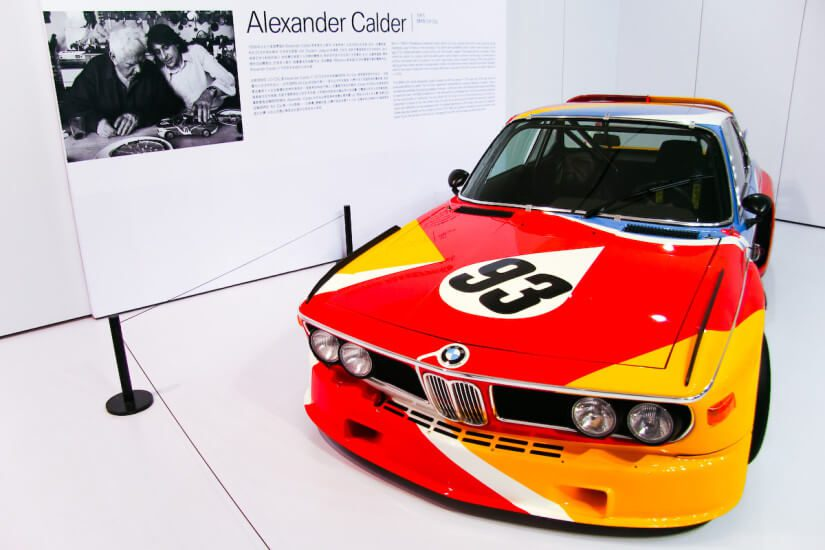 Take to the Road BMW E9 3.0 CSL Feature