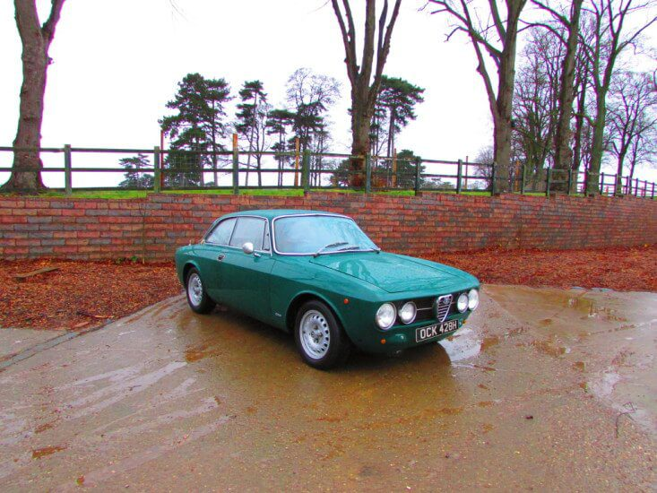 Take to the Road Alfa Romeo and Lancia Delta Feature
