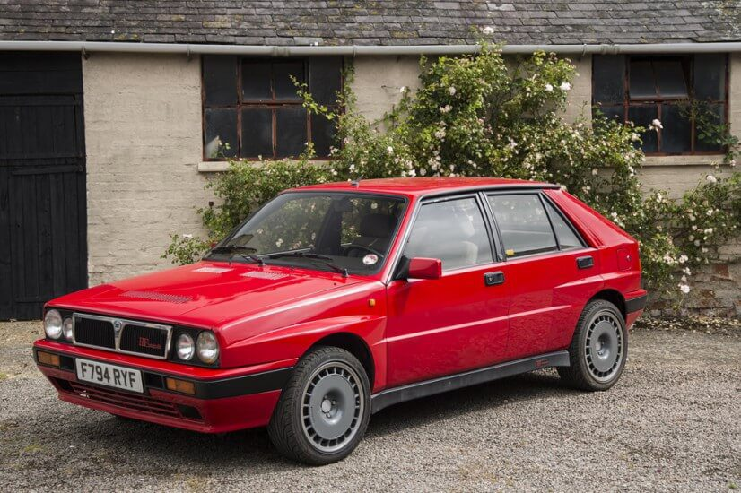 Take to the Road Alfa Romeo and Lancia Delta Feature